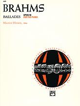 Ballades, Op. 10 - Piano