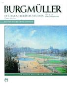 Burgmuller Char Studies Book