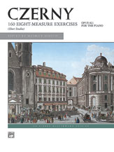 160 Eight-measure Exercises Op. 821 - Piano