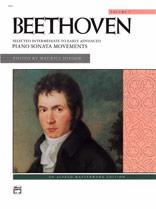 Selected Piano Sonata Movements, Vol. 1