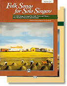 Folk Songs for Solo Singers Vol 1 Medium Low Book Only