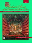 Italian Art Songs Baroque Classical - Low Voice