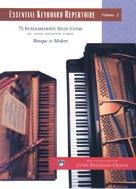 Essential Keyboard Repertoire, Volume 2 [Piano]