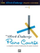 Alfred D'Auberge   D'Auberge Piano Course: Lesson Book 6