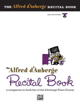 Alfred d'Auberge Piano Course:  Recital Book 2