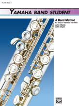 Yamaha Band Student, Book 3 [Flute]