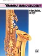 Yamaha Band Student, Book 3 [B-Flat Tenor Saxophone]