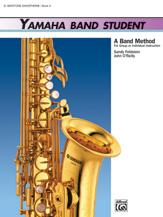 Yamaha Band Student, Book 3 [E-flat Baritone Saxophone]