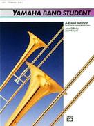 Yamaha Band Student, Book 3 [Trombone]