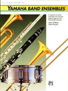 Yamaha Band Student, Book 3 [Baritone B.C.]