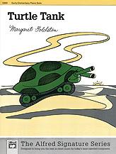Turtle Tank [early elementary piano] Goldston