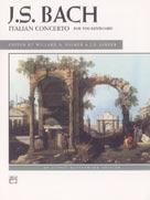 Bach -- Italian Concerto Book