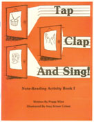 Tap, Clap and Sing! - Vol. 1