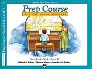 Alfred's Basic Piano Prep Course: Sacred Solo Book B [Piano]