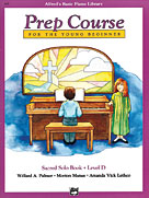 Alfred's Basic Piano Prep Course: Sacred Solo Book D [Piano]