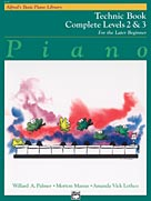 Alfred's Basic Piano Library: Technic Book Complete 2 & 3 [Piano]