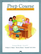Alfred's Basic Piano Prep Course - Lesson - Book F