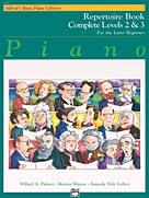 ABPL Complete Repertoire Lvl 2 & 3