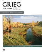 Nocturne, Op. 54 No. 4 - Piano