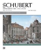 Impromptu, Opus 142, No. 2 [Piano]