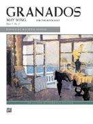 May Song, Op. 1, No. 3 - Piano