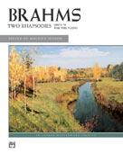 2 Rhapsodies, Op. 79 - Piano