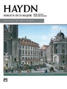 Sonata in D Major Hob. XVI:37 - Piano