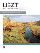 6 Consolations, S. 172 - Piano