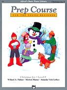 Alfred Basic Piano Course Christmas Joy F