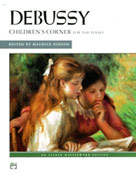 Children's Corner - Piano