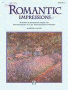 Romantic Impressions, Book 2 - Piano