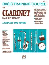 Basic Training Course 1  Clarinet
