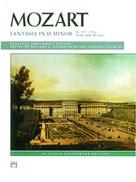 Fantasy in D Minor, K. 397 - Piano