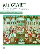 Rondo alla Turca (from Sonata No. 11, K. 331/300i) [Piano]