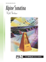 Alpine Sonatina IMTA- B [piano] Perdew (LE)