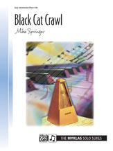 Black Cat Crawl - Piano