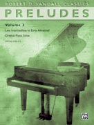 Preludes Vol 3