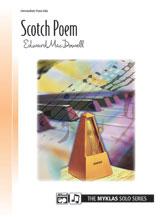 Scotch Poem  Op 31 #2