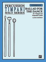 Ballad for the Dance - Timpani Solo