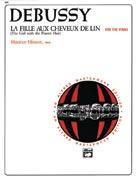 La Fille Aux Cheveux De Lin IMTA-E/F [Piano] Debussy - Hinson Edition PIANO SOL