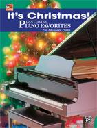 It's Christmas! (Dan Coates Piano Favorites for Advanced Piano) [Piano]