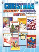 Easy Pf Christmas Sheet Music Hits Book