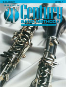 Belwin 21st Century Band Method - Bb Clarinet, Level 1