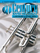 Belwin 21st Century Band Method - Trumpet/Cornet, Level 1