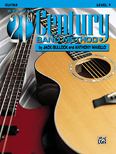 Belwin 21st Century Band Method - Guitar, Level 1