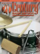 Belwin 21st Century Band Method - Percussion, Level 2