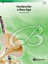 Fanfare for a New Age - Score only