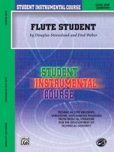Flute Student - Bk 1