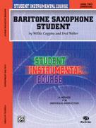 SIC Baritone Saxophone Student, Level 2