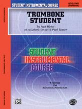 Student Instrumental Course Book 2 - Trombone